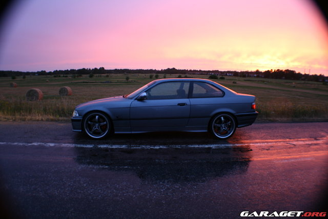 KNACKAN - BMW E36 M50B30 833hk 1016nm 210894-1992886