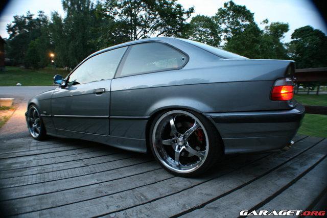 KNACKAN - BMW E36 M50B30 833hk 1016nm 210894-2021730