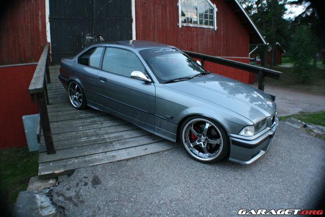 KNACKAN - BMW E36 M50B30 833hk 1016nm 210894-2021734
