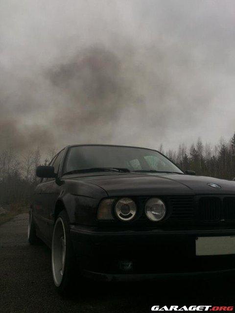 Grey - BMW E34 520 M50B25 Turbokombi. G-tech med film, sidan 5! 291548-2748180