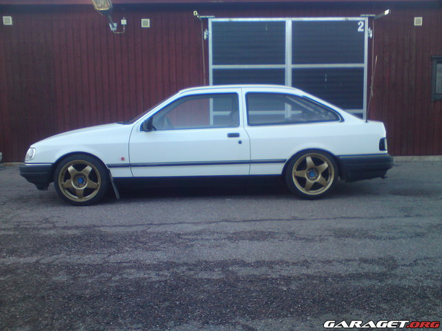 "Puttee - Sierra mk2  coupe  "" cossie "" 220454-2100909"