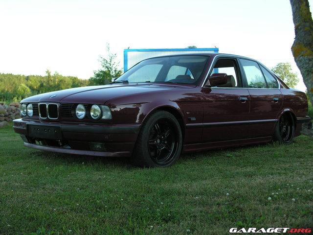 Roobin's BMW E34 525 - Ny uppdate 21 juli - Sida 2 192337-1971382