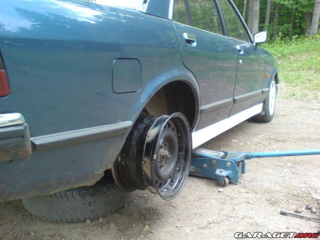 Sierra_Glenne - Ford Granada 2.9 Turbobygge / update 15/9 681205_twvtfd