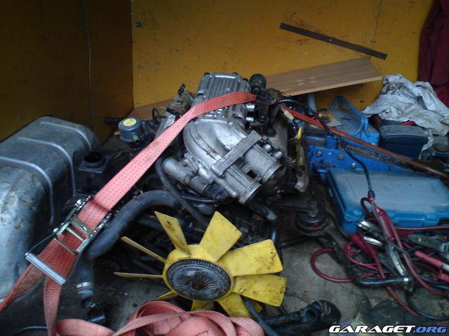 Sierra_Glenne - Ford Granada 2.9 Turbobygge / update 15/9 749853_e3j7fg