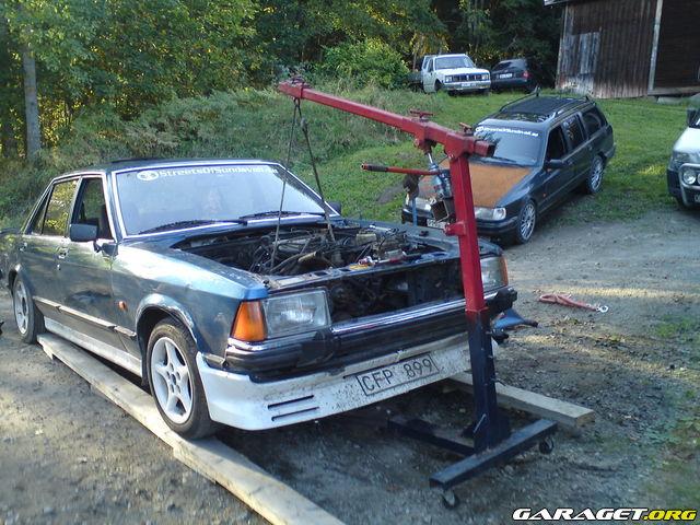 Sierra_Glenne - Ford Granada 2.9 Turbobygge / update 15/9 764501_wzxcq8