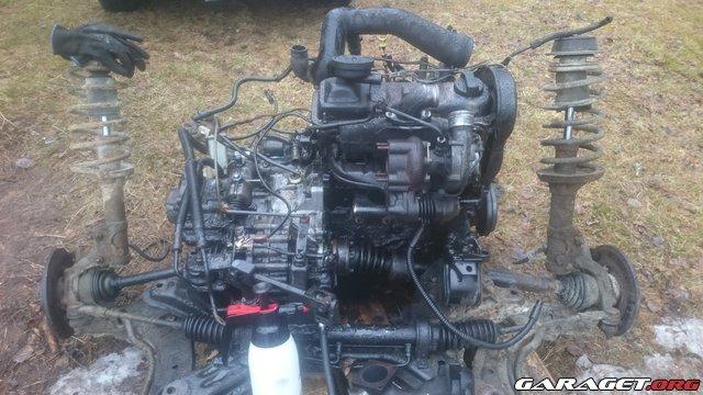 Marcus Golf MkII 1,6 Turbo Diesel 55986-82bac69fd4d3e40edb7e39b6413bbc25
