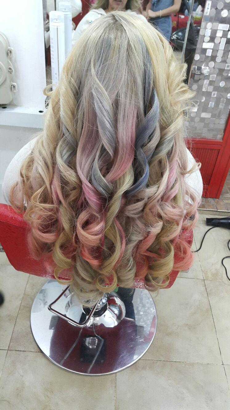 |صالون MK  Hair | صبغات عالمية |  مستحضرات المانية | علاج كافة مشاكل الشعر | 926026046