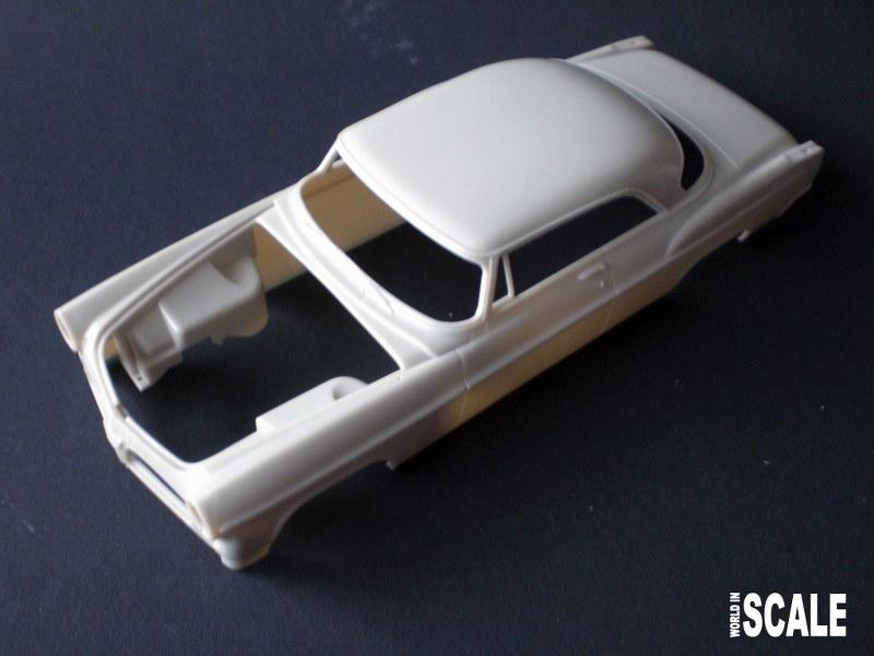 Chrysler C-300 / 1955 im Maßstab 1/25 von Möbius Models Vuytrrqk2er9