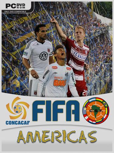 Parche FIFA America's Hguqrg26lhl