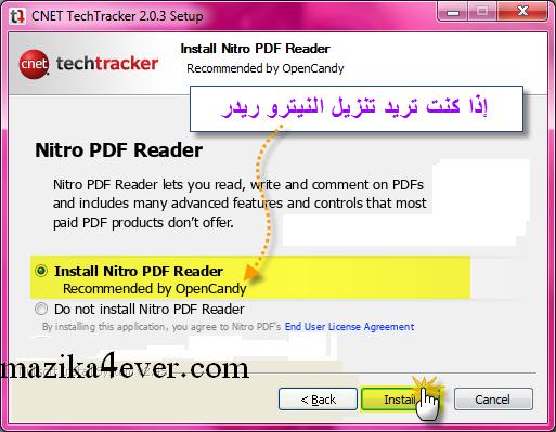 برنامج CNET_TechTracker 2.0.3 لكشف اخر اصدارات للبرامج المثبته على جهازك  571613658