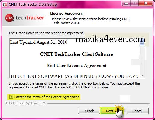 برنامج CNET_TechTracker 2.0.3 لكشف اخر اصدارات للبرامج المثبته على جهازك  763390944
