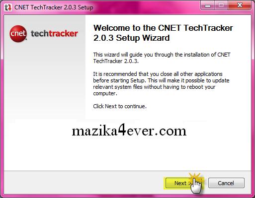 برنامج CNET_TechTracker 2.0.3 لكشف اخر اصدارات للبرامج المثبته على جهازك  985572534