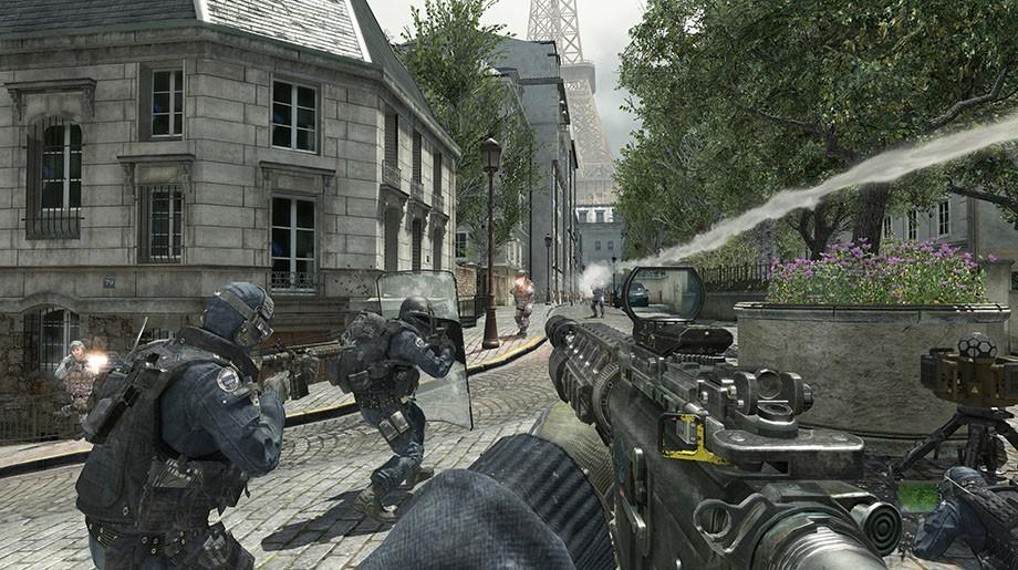 حصريا احدث العاب الحروب والاكشن المنتظره بشده Call of Duty Modern Warfare 3 نسخه FullIso كامله13.8 GB بكراك RELOADED 201969719