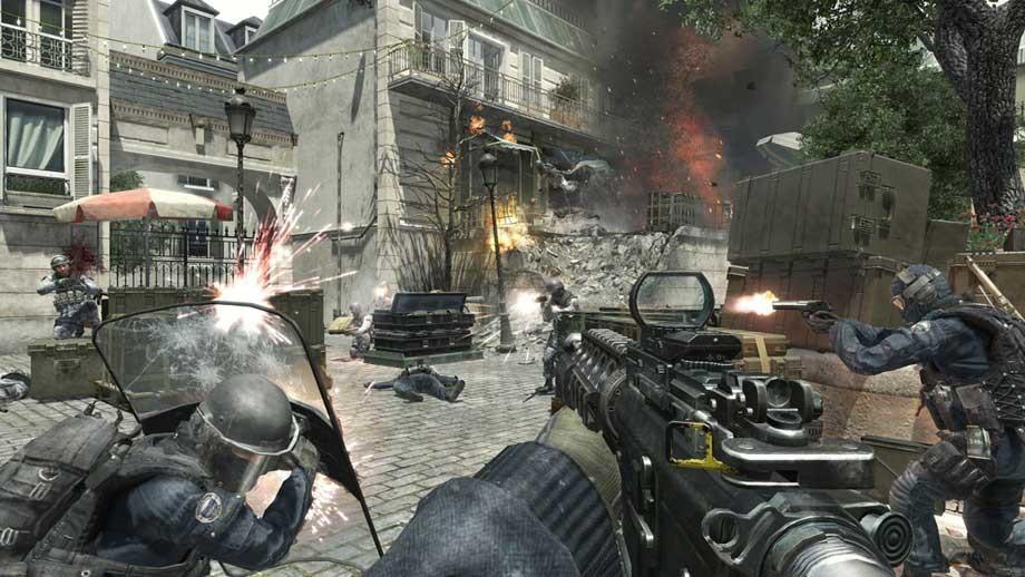 حصريا احدث العاب الحروب والاكشن المنتظره بشده Call of Duty Modern Warfare 3 نسخه FullIso كامله13.8 GB بكراك RELOADED 511431590