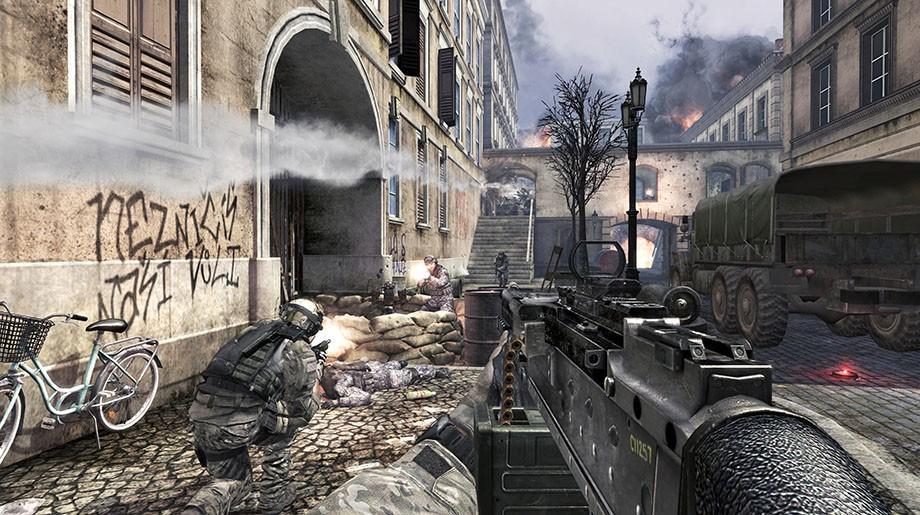 حصريا احدث العاب الحروب والاكشن المنتظره بشده Call of Duty Modern Warfare 3 نسخه FullIso كامله13.8 GB بكراك RELOADED 667964870