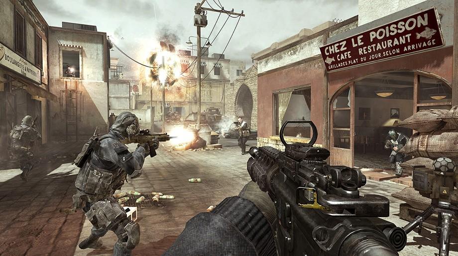 حصريا احدث العاب الحروب والاكشن المنتظره بشده Call of Duty Modern Warfare 3 نسخه FullIso كامله13.8 GB بكراك RELOADED 911599195
