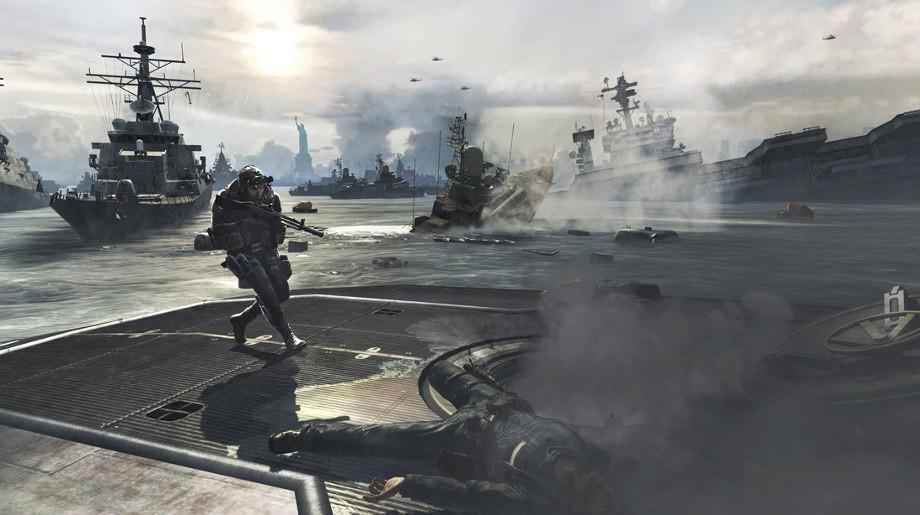 حصريا احدث العاب الحروب والاكشن المنتظره بشده Call of Duty Modern Warfare 3 نسخه FullIso كامله13.8 GB بكراك RELOADED 957580524