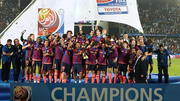 صراع بين برشلونة وسانتوس على لقب مونديال الأندية  355111297