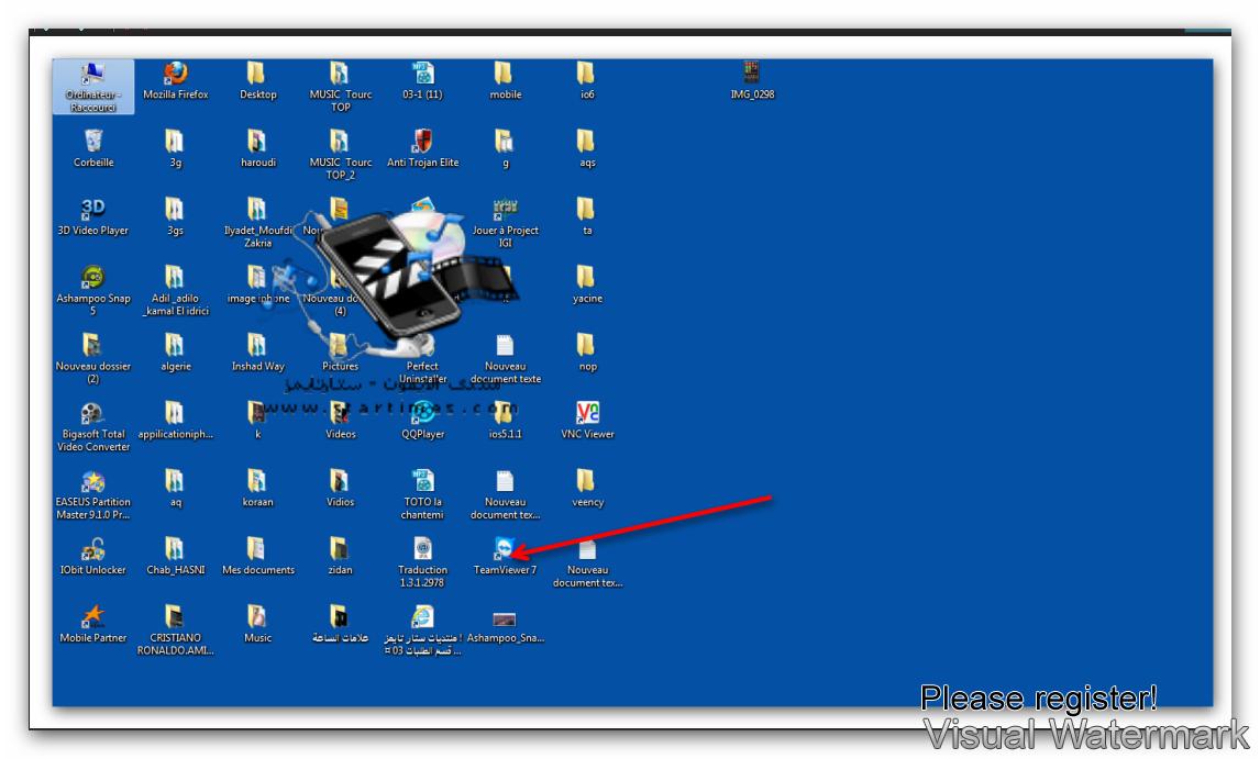 التحكم في الكمبيوتر عبر IPHONE 668306434
