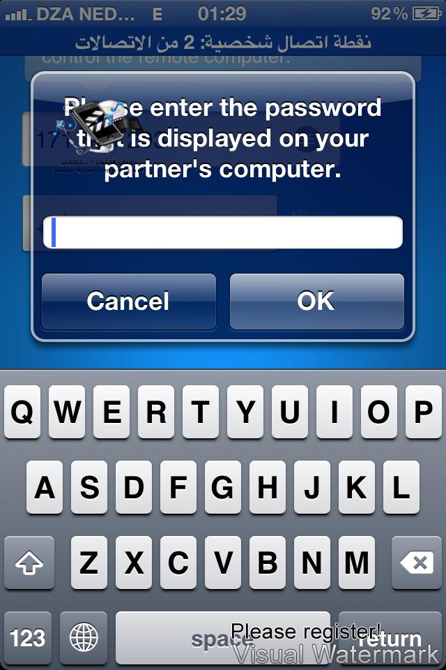 التحكم في الكمبيوتر عبر IPHONE 253422072