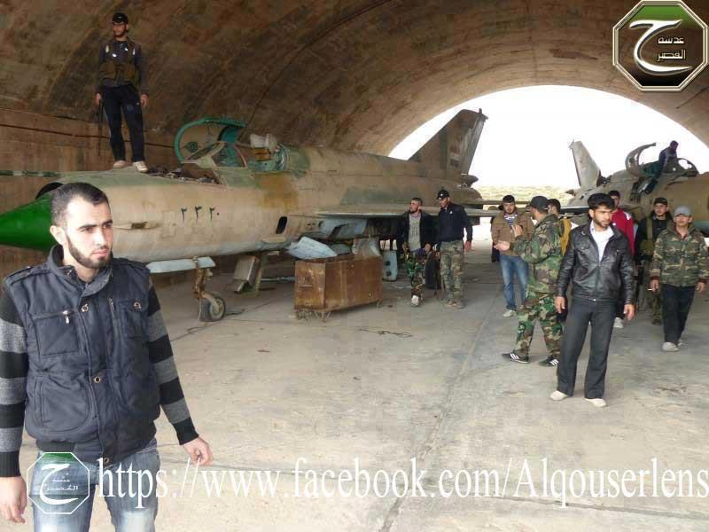 القوات الجويه السوريه .....دورها في الحرب القائمه  927730872