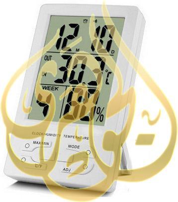 جهاز قياس الحرارة والرطوبة داخل لوحات الكهرباء ولوحات التشغيل والمحولات 229817104