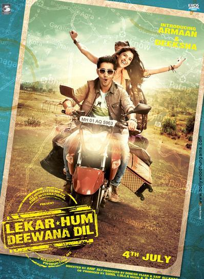 النسخة الـ HDRip لفيلم الكوميديا والرومانسية Lekar Hum Deewana Dil 2014 HDRip X264 مُترّجم على أكثر من سيرفر  219135869