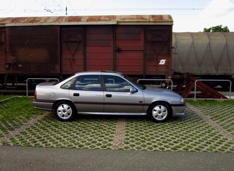 Vectra A GT 16V Limo K6ekkvfmjid