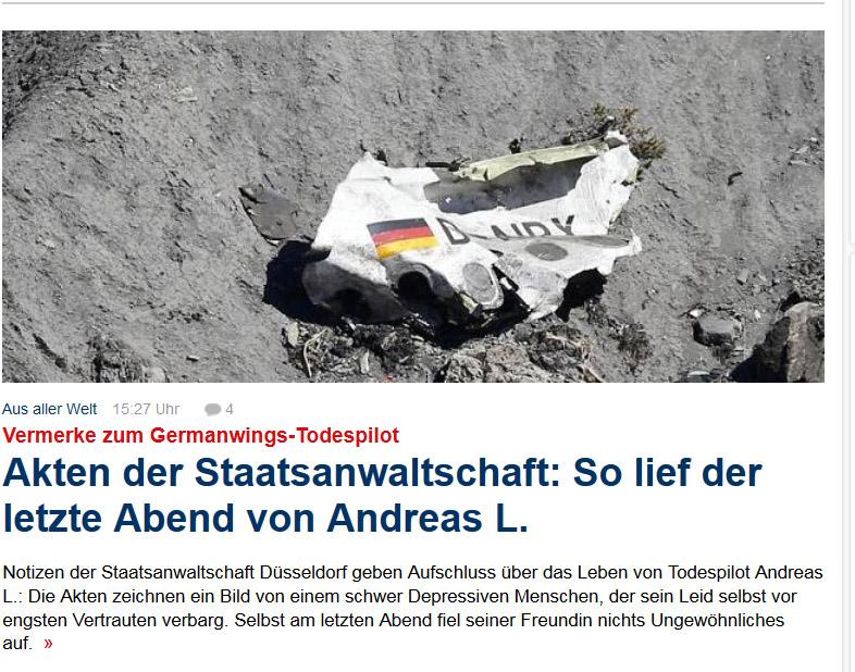 Germanwings-Maschine abgestürzt 84kikbli63