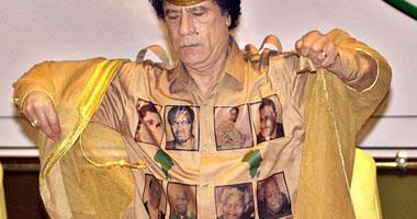 أغرب ملابس القذافي 202290601