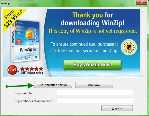 برنامج WINzip لفك الضغط والارشفة  310005728