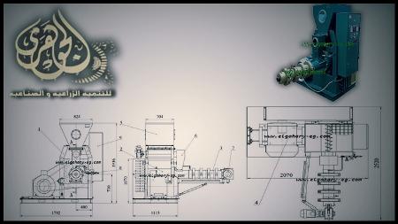 انشاء مصنع علف اسماك 952241323