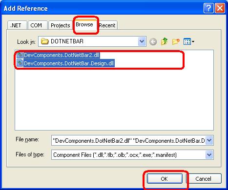 تعلم كيفية استخدام المكتبة DotNetBar لإظافة ثيم Office2007 بكل أدواته لمشروعات vb.net 505064428