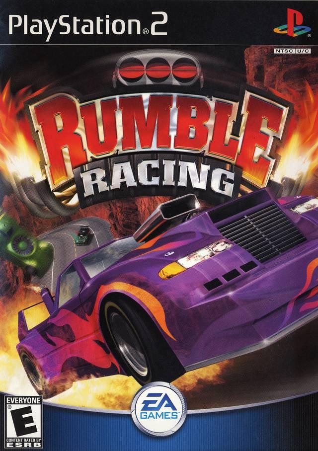 تحميل لعبة Rumble Racing PS2 محولة للكمبيوتر  232493474
