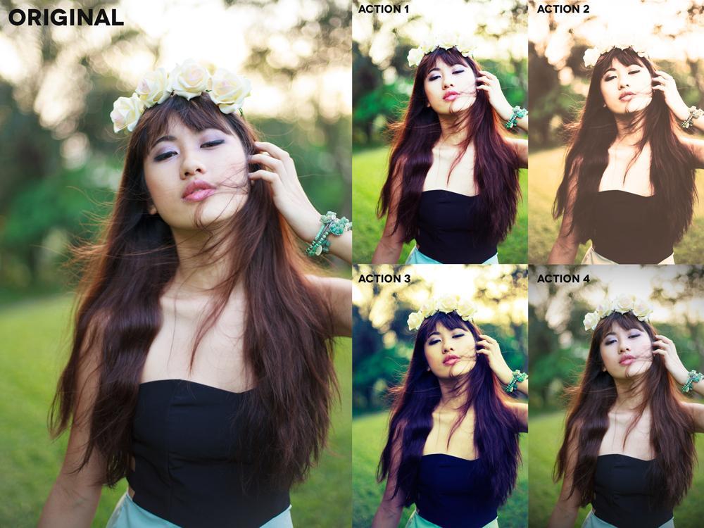 21 اكشن للفوتوشوب لتأثيرات رائعة على الصور _ Photoshop Action 147951065
