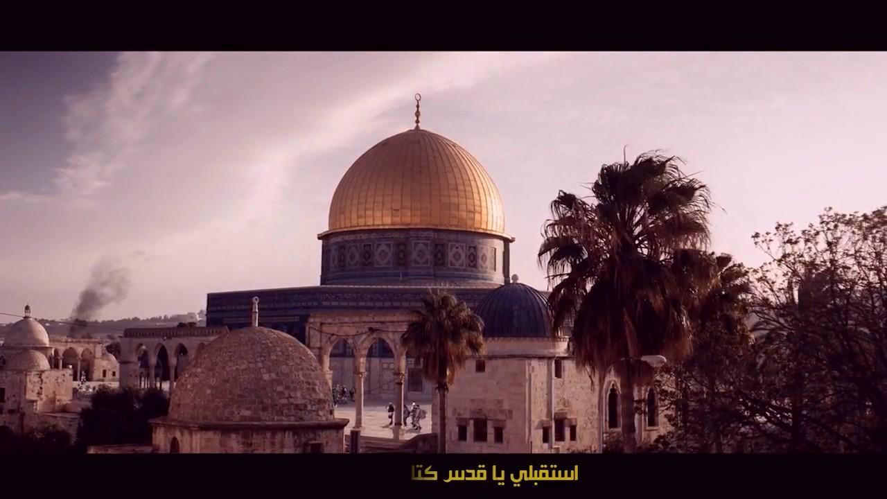 فيديوmp4(استقبلي ياقدس كتائب القسام ) باللغة العبرية  434988376