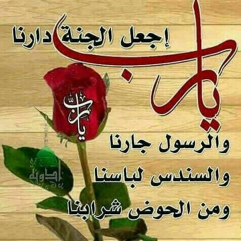 ســجل حضورك بالصلاه على النبي - صفحة 31 765945814