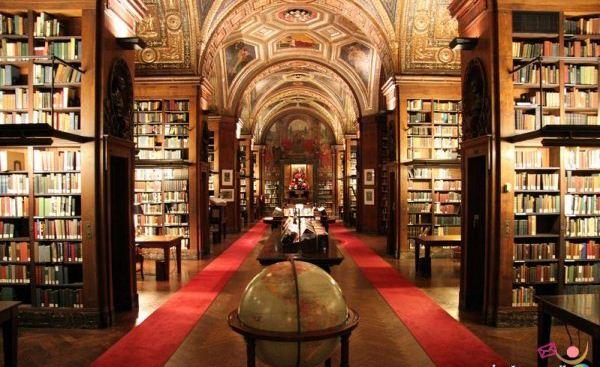 أجمل وأكبر المكتبات في العالم 307113359