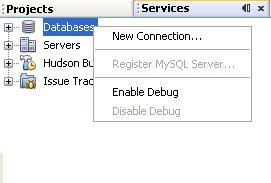 دورة الجافا الرسومية بأستخدام NetBeans ...الدرس(17)_قواعد البيانات (إنشاء قواعد بيانات MySQL من خلال NetBeans)! 440687998