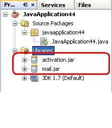 تعلم كيفية إرسال و إستقبال البريد الالكترونى مع المرفقات و تنسيق html باستخدام الجافا 688550172