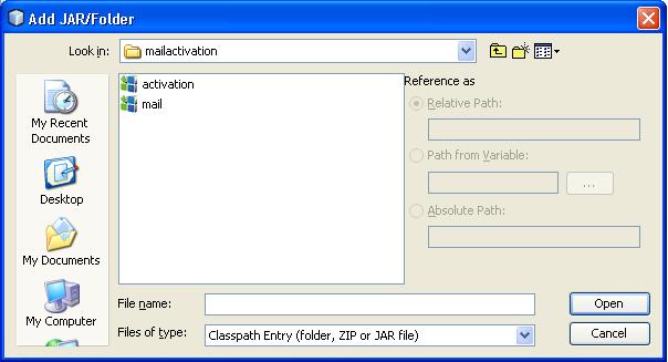 تعلم كيفية إرسال و إستقبال البريد الالكترونى مع المرفقات و تنسيق html باستخدام الجافا 899462190