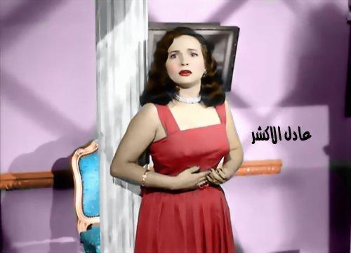 صور الفنانة شادية زمااااااااااان بالوان عادل الاكشر  - صفحة 5 331120666