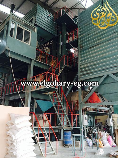 مصنع علف 20 طن /ساعة 114137793