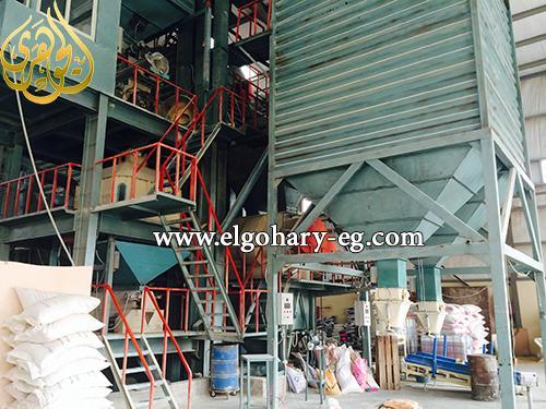 مصنع علف 20 طن /ساعة 186678234
