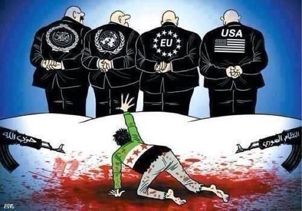 كاريكاتير الثورة السورية 471029289