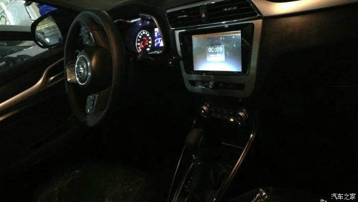 2018 - [SAIC/MG] ZS B-SUV Autohomecar__wKgH51gV-oCALRwPAAFtJ7nm4bY367
