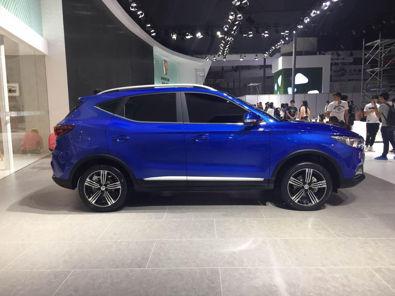 2018 - [SAIC/MG] ZS B-SUV Autohomecar__wKjBxVgr7oWAYmihAAVrZawSagE20