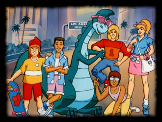 Nos dessins animés d'enfance Denver