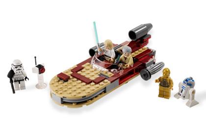 LEGO STAR WARS - 8092 - Luke's Landspeeder 1