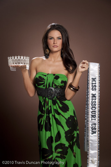 Miss Missouri USA 2010 - Ashley Strohmier 3122375